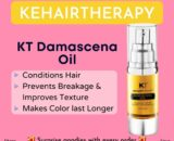 KT Kehairtherapy Damascena Oil