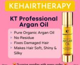 KT Professional Kehairtherapy Argan Oil