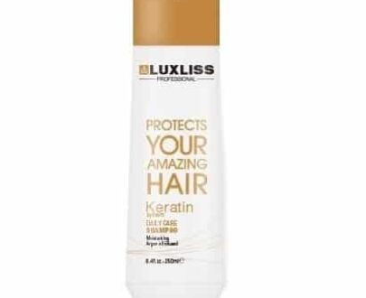 Luxliss Keratin Daily Care Shampoo 250ml