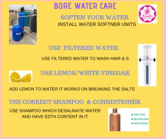 Bore water and Hard water problems solutions India 2