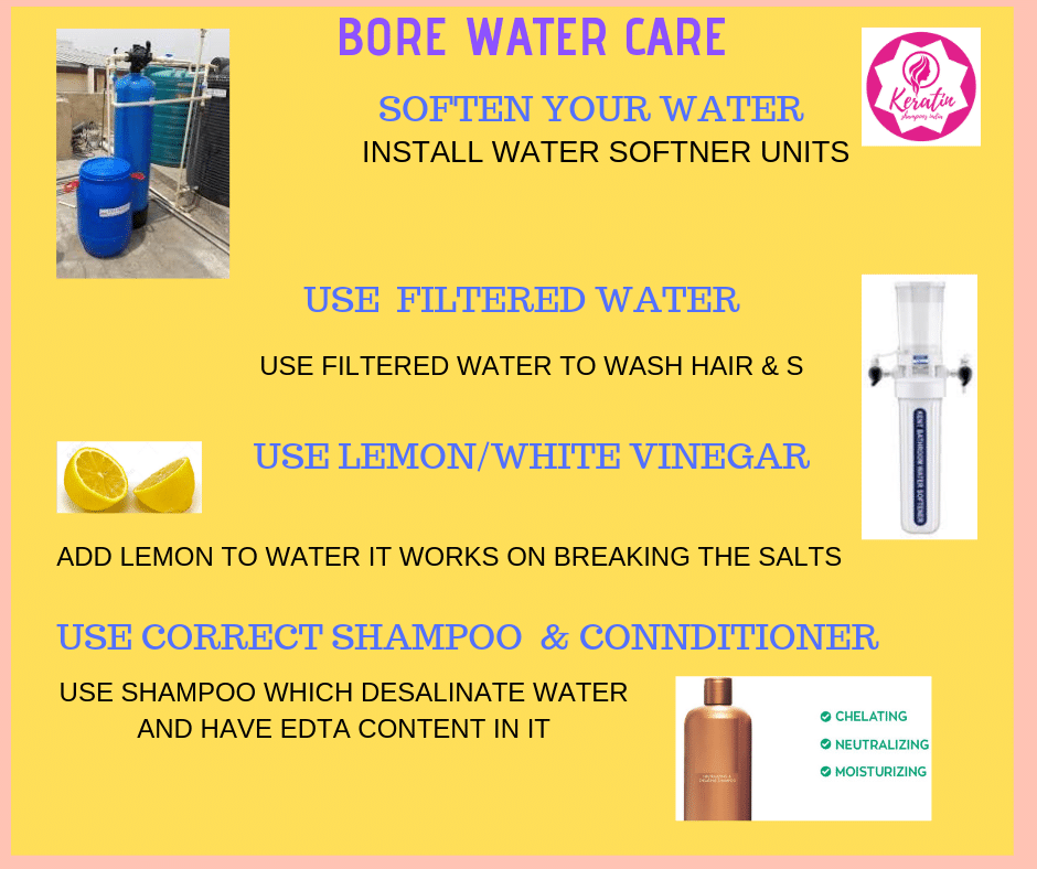Bore water and Hard water problems solutions India