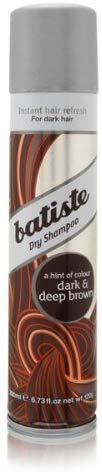 Batiste Dry Shampoo, Dark and Deep Brown, 200ml 3