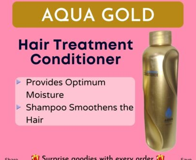 Aqua Gold Hair Treatment Conditioner