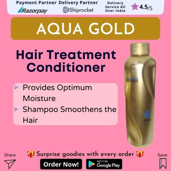 Aqua Gold Hair Treatment Conditioner