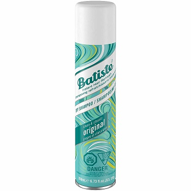 Batiste Dry Instant Hair Refresh Clean and Classic Original Shampoo