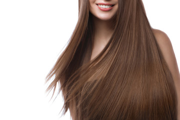 Difference between smoothening and keratin?