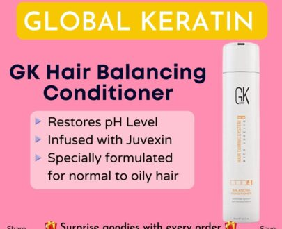 Global keratin Hair Balancing Conditioner
