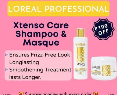 Loreal Paris Xtenso Care Shampoo