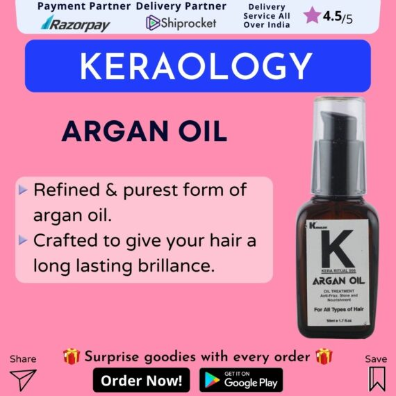 keraology ARGAN OIL