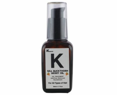 Keraology Sea Buckthorn Berry Oil