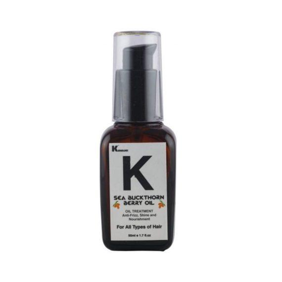 Keraology Sea Buckthorn Berry Oil