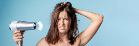 Now is the time for you to get rid of frizzy hair